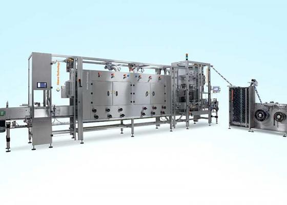 Sleeve Applicator HSSA1500BS & Steam Tunnel HSS6000